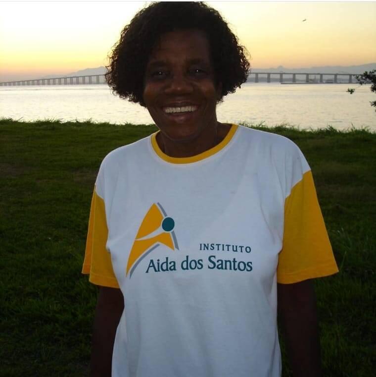 Aida dos Santos, símbolo do atletismo brasileiro, sofreu inúmeros ataques racistas (Foto: Instagram)