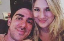 Dani Calabresa e Marcelo Adnet - juntos desde 2007 e oficialmente casados em 2010, os humoristas tiveram uma relação bem conturbada. Em 2014, Adnet foi flagrado aos beijos com outra pessoa em um bar do Leblon, no Rio de Janeiro. Dois anos mais tarde, a traição se repetiu. (Foto: Instagram)