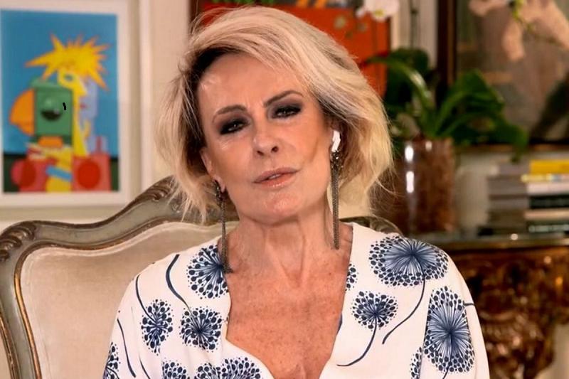 """""""Se eu não tivesse me vacinado, sofreria um perigo grande"""", completou a famosa. (Foto: Globo)"""
