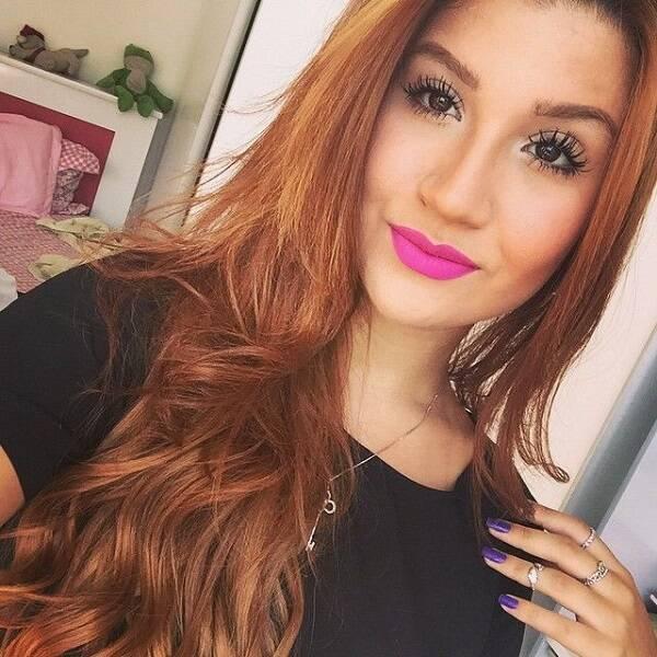 """""""Se não tivessem me chamado de 'a maluca da Boca Rosa' no colégio... Não teríamos conquistado tudo isso"""", escreveu Bianca na legenda da publicação. (Foto: Instagram)"""