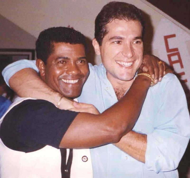 O cantor Daniel prestou uma homenagem ao ex-parceiro João Paulo. (Foto: Instagram)