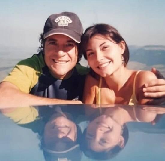 O casal está junto há 21 anos (Foto: Instagram)
