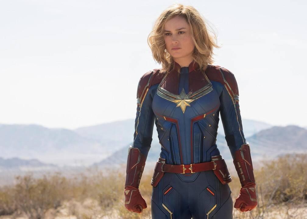 3º Capitã Marvel (Foto: Divulgação)