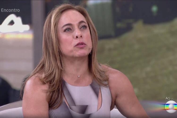 Mas ela também já trabalhou como atriz (Foto: Globo)