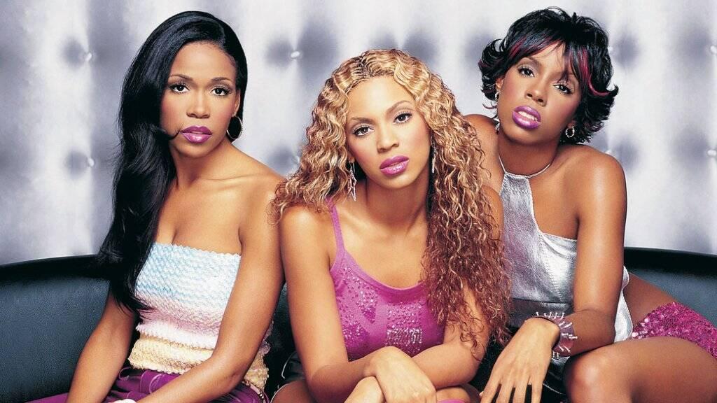 Junto com as outras meninas da banda Destiny's Child, Beyoncé também teve a sua chance. (Foto: Divulgação)