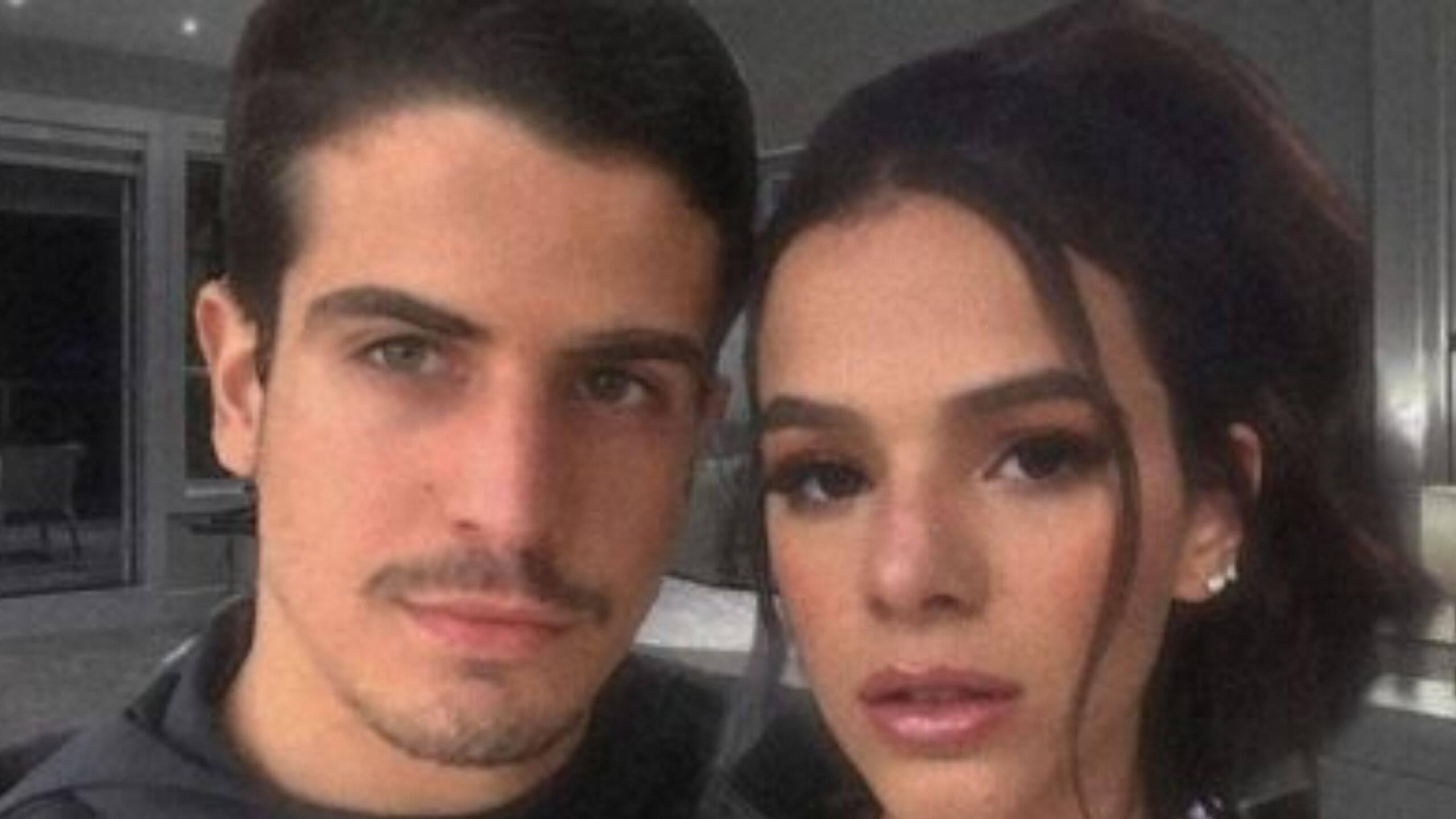 Os rumores de que o namoro entre Marquezine e Enzo teriam chegado ao fim está forte. Por conta do posicionamento de Enzo em relação a carne, o relacionamento teria estremecido. (Foto: Instagram)