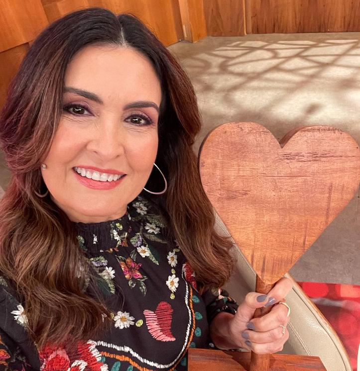 Fátima Bernardes - A apresentadora tem pavor de avião. Em entrevista ao 'Programa do Jô', a famosa revelou que se recusa a andar em aviões pequenos porque o medo aumenta. (Foto: Instagram)