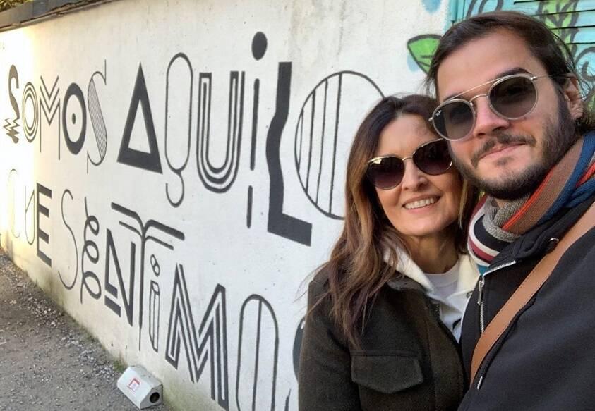"""Túlio Gadêlha, por sua vez, respondeu a declaração: """"Bem diferente mesmo. Te amo"""". (Foto: Instagram)"""
