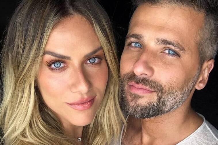 """""""Te amo, Bruno Gagliasso, que história linda temos construído durante todos esses anos! Obrigada por caminhar ao meu lado!"""", declarou a atriz ao marido. (Foto: Instagram)"""
