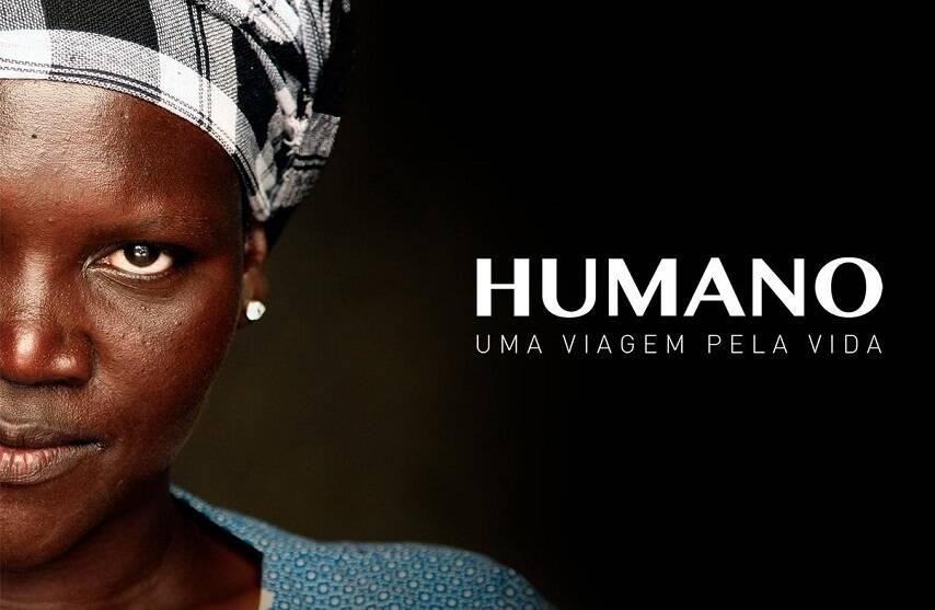 """""""Humano: Uma Viagem Pela Vida"""" - O documentário aborda relatos de pessoas comuns sobre o amor, desigualdade, esperança e outros assuntos ligados à natureza humana. (Foto: Divulgação)"""