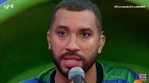Gil do Vigor desabafou nas redes sobre sua irmã ser atacada pelo o fato de ser uma jovem negra (Foto: Youtube)
