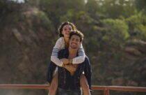 Na sequência, surgiram rumores de que Cauã, que na época gravava Amores Roubados com Isis Valverde estavam juntos, e a atriz seria pivô da separação. (Foto: Globo)