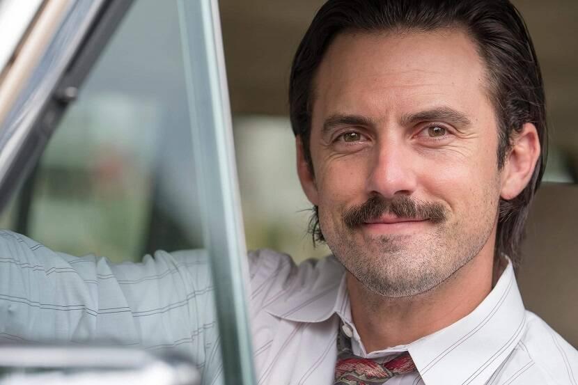 """Milo Ventimiglia dá vida a Jack Pearson, o protagonista da série """"This Is Us"""". (Foto: Divulgação)"""