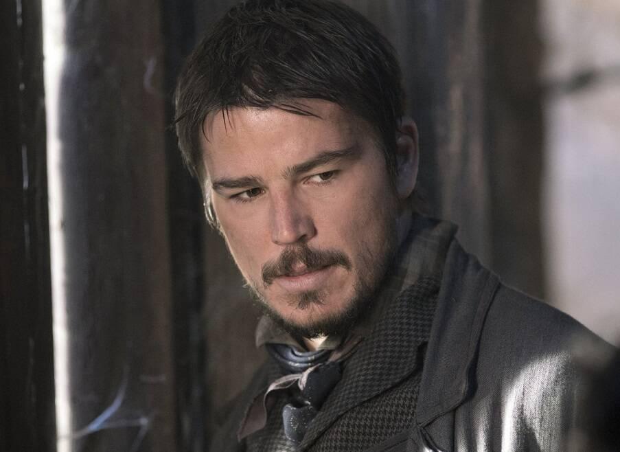 """Josh Hartnett deu vida a Ethan Chandler, um dos protagonistas da série """"Penny Dreadful"""" (Foto: Divulgação)"""