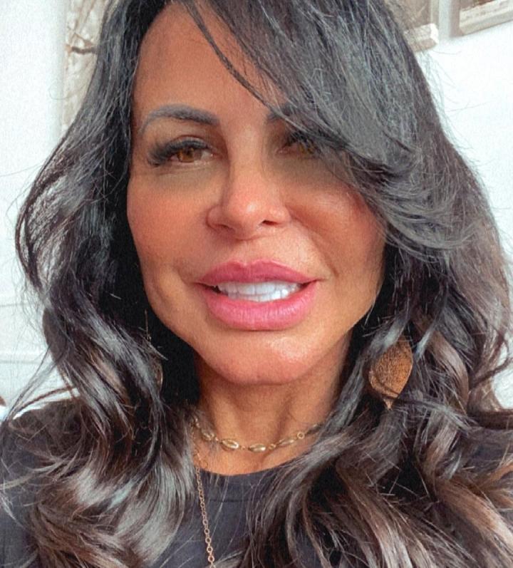 Gretchen, a Rainha do Rebolado, tem 62 anos. (Foto: Instagram/ @mariagretchen)