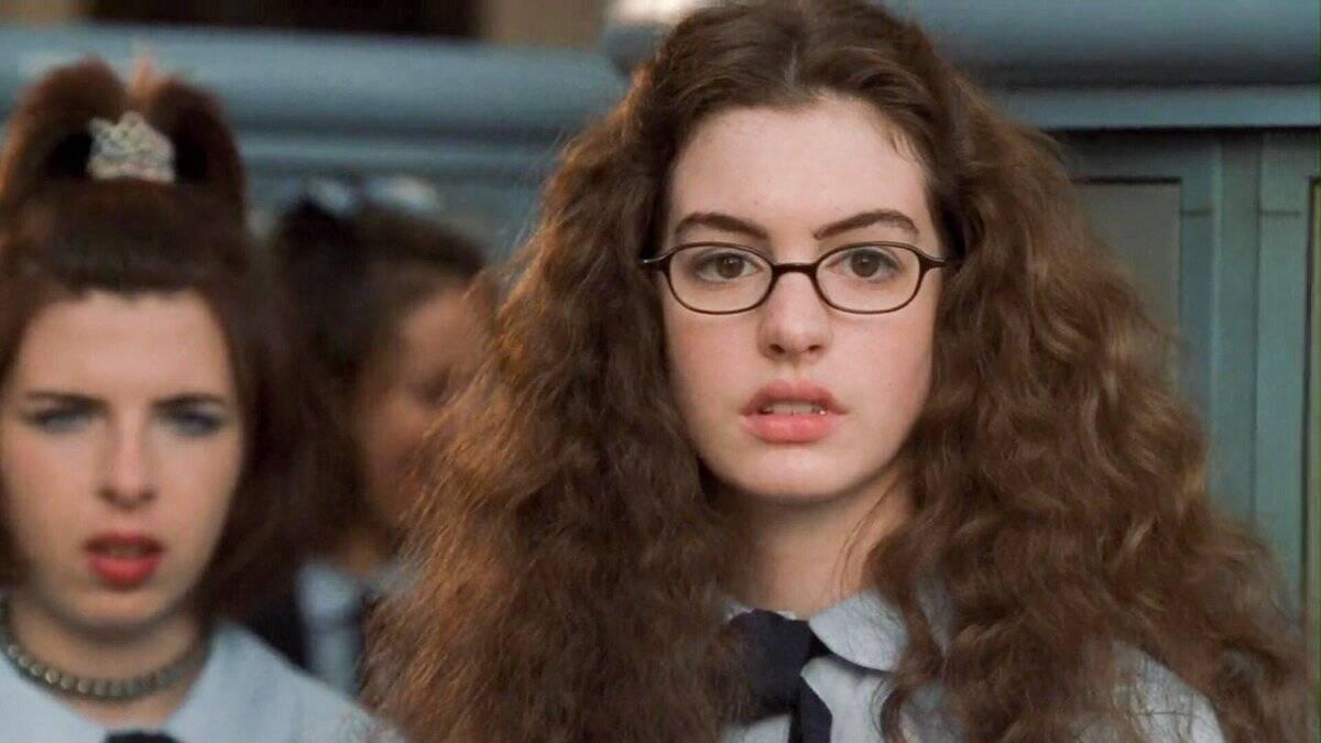 A atriz Anne Hathaway celebrou o aniversáro de 20 anos de