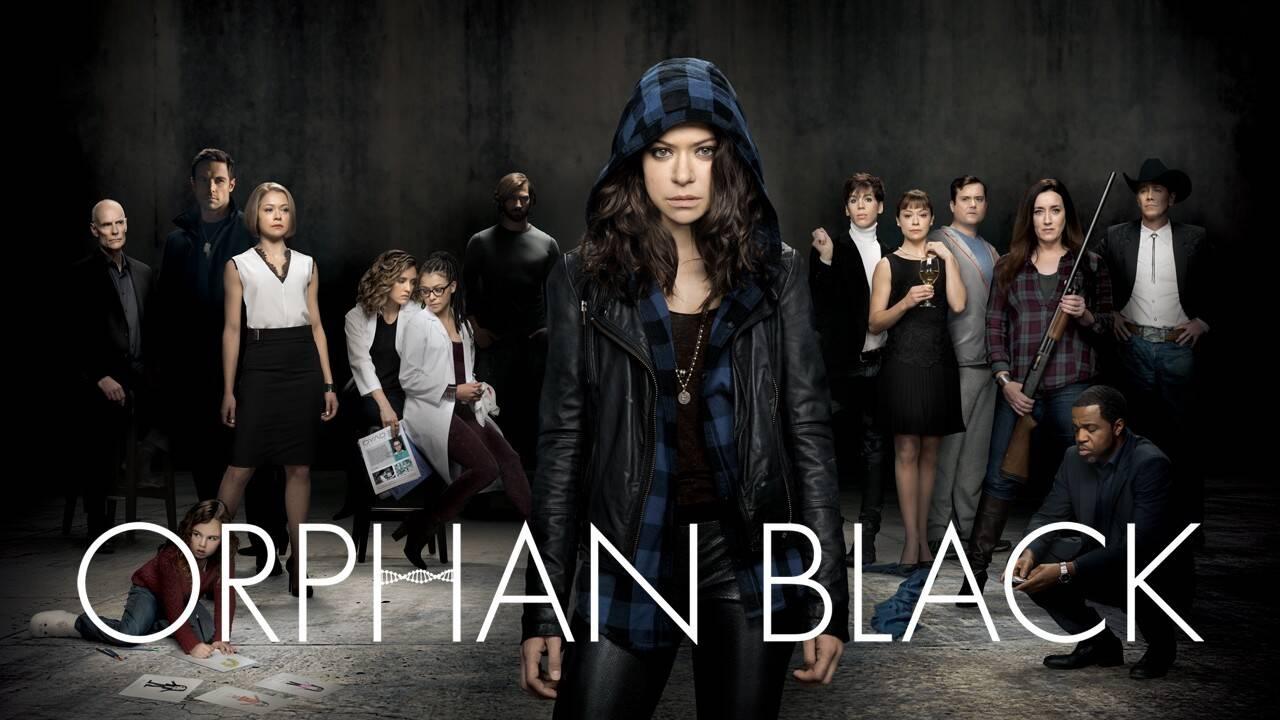 Orphan Black - Sarah testemunha o suicídio de uma pessoa que se parece com ela e decide assumir a identidade da falecida, mas acaba se envolvendo em um mundo de segredos. (Foto: Divulgação)