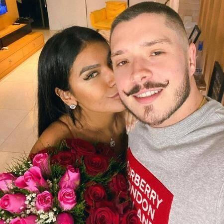 A funkeira falou que o casal teve apenas uma discussão, mas que já estão bem (Foto: Instagram)