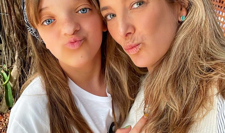 """Ticiane Pinheiro também se declarou para Rafa Justus: """"Obrigada por despertar o melhor de mim"""" (Foto: Instagram)"""