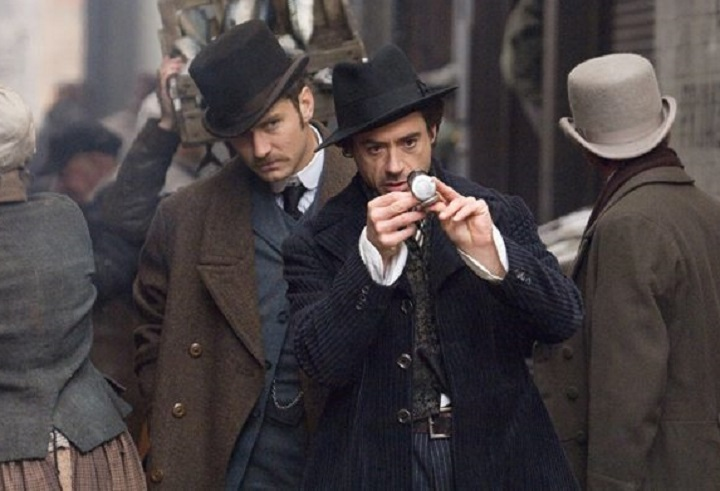 """""""Sherlock Holmes"""", 2009 (Foto: Divulgação)"""