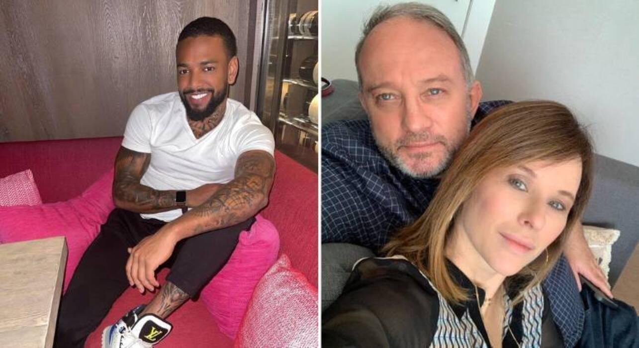 Nego do Borel protagonizou grandes polêmicas com os sogros, Simone e Luiz Fernando Barreiros. (Foto: Instagram)