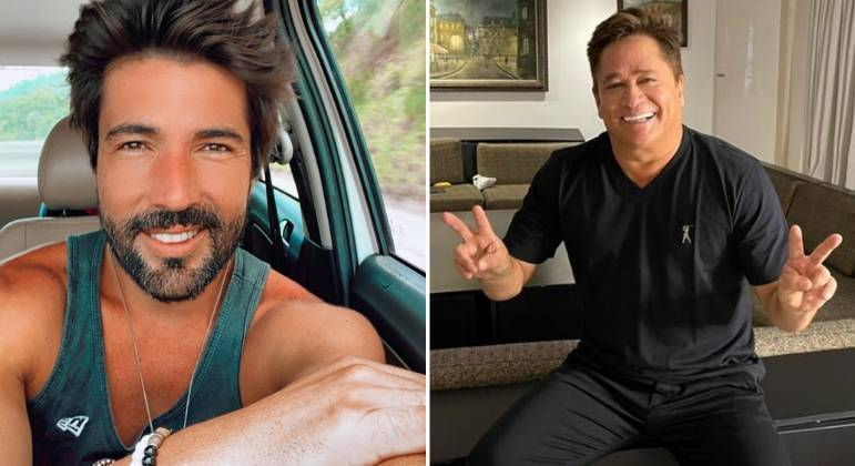 Sandro Pedroso é mais um que puxa a lista de famosos que não se dão bem com os sogros, ou melhor, não se dava. (Foto: Instagram)