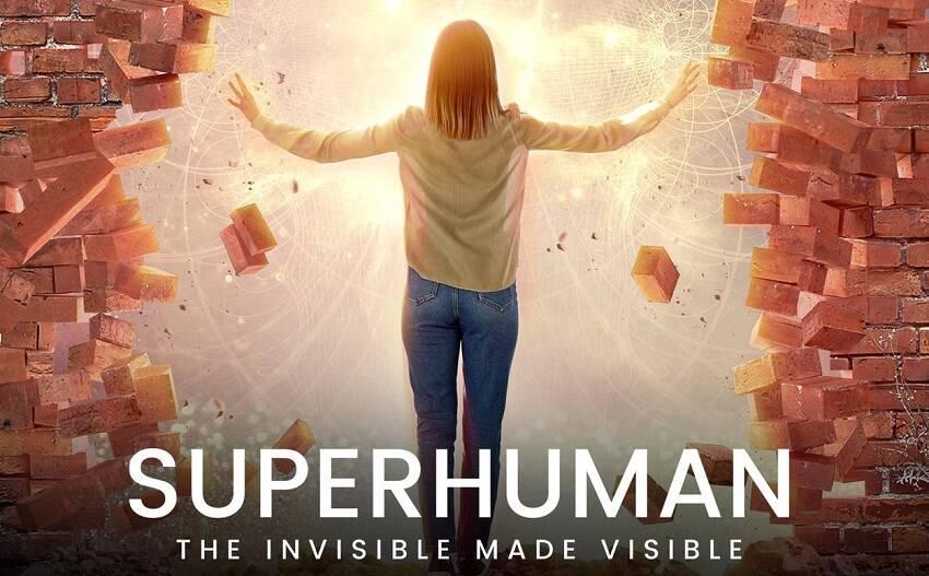 """""""Super-humano: O Invisível se Torna Visível"""" - A produção apresenta histórias impressionantes de pessoas que possuem habilidades que desafiam as leis da física. (Foto: Divulgação)"""