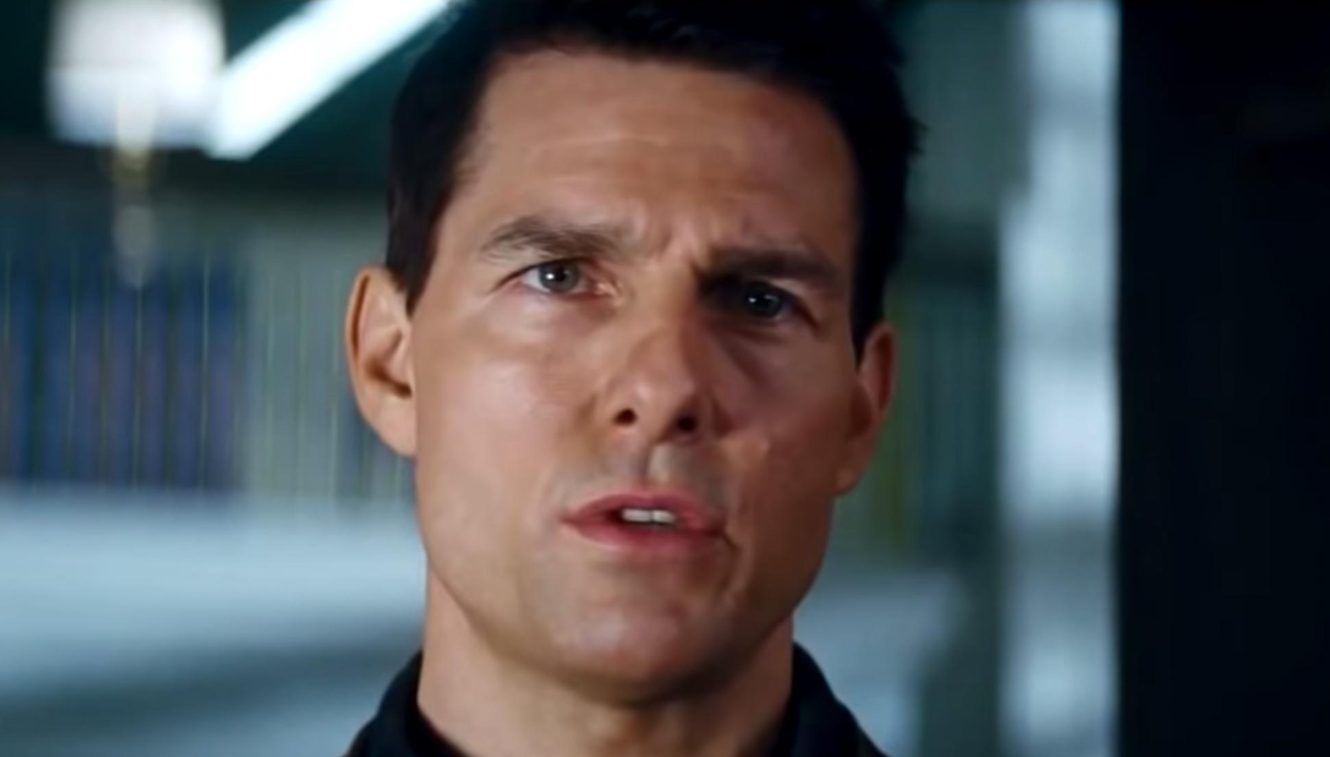 Hoje em dia, Tom Cruise é mais conhecido por duas coisas: pela sua longa carreira de ator e por ser um membro devoto da controversa Igreja da Cientologia. (Foto: Divulgação)