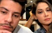Mayra Cardi e Arthur Aguiar - entre idas e vindas, a separação de Mayra Cardi e Arthur Aguiar foi uma das mais comentadas de 2020. De acordo com a life coach, o ator foi infiel por mais de 16 vezes, no mínimo! (Foto: Instagram)