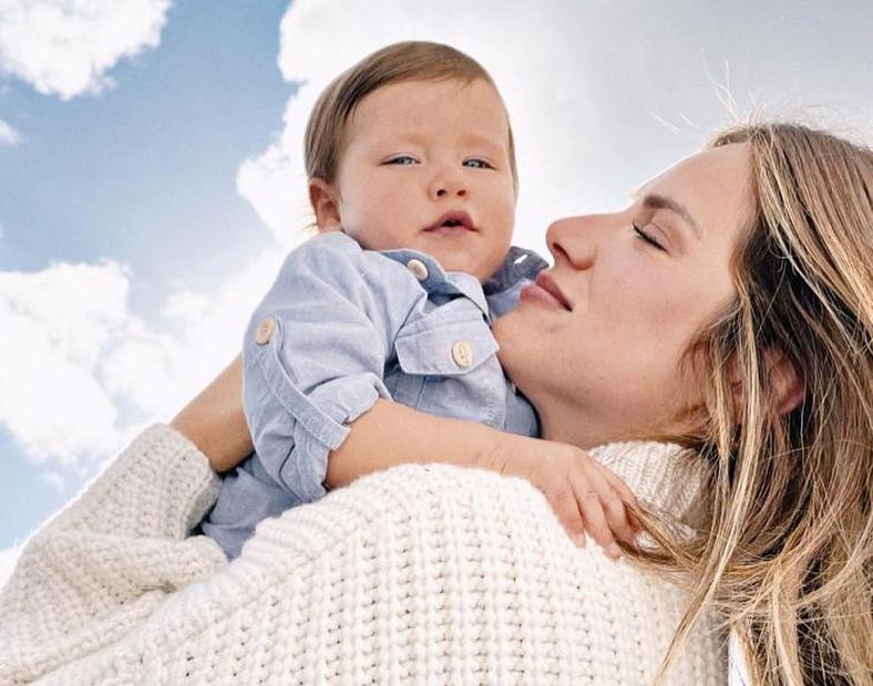 """Giovanna Ewbank comemorou o primeiro ano do filho Zyan: """"Um ano que deu ainda mais sentido à minha vida"""". (Foto: Instagram)"""
