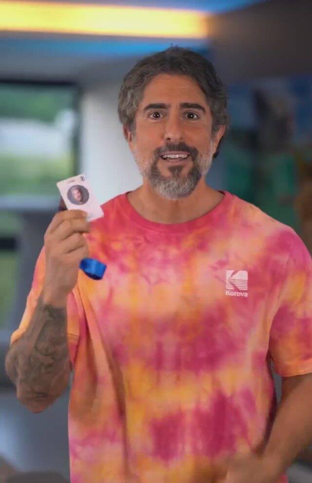 Marcos Mion é o novo contratado da Rede Globo. Desde o anúncio da admissão, o artista não deixa de vibrar e mostrar o quão feliz está em integrar as telas do plim plim. (Foto: Instagram)
