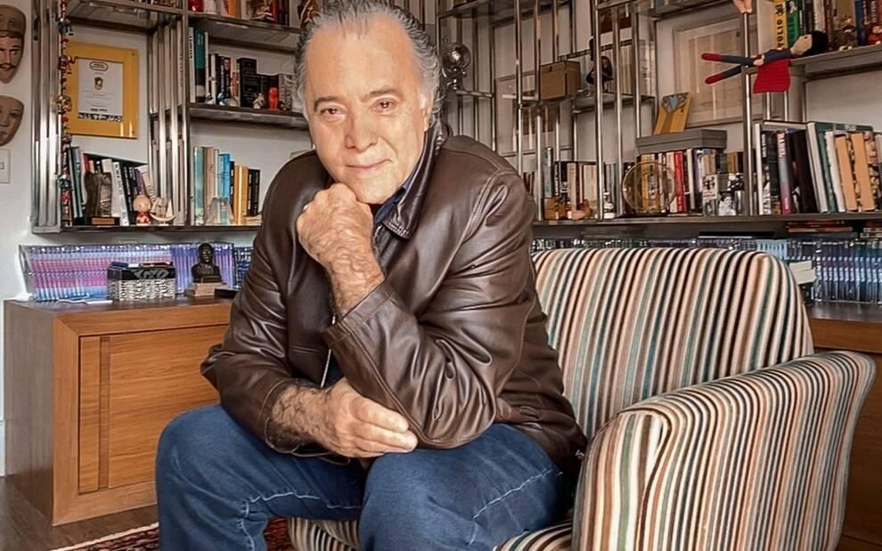 Tony Ramos é um dos atores mais prestigiados da Rede Globo. Com uma carreira cheia de trabalhos exitosos, ele permanece nos planos da emissora. (Foto: TV Globo)