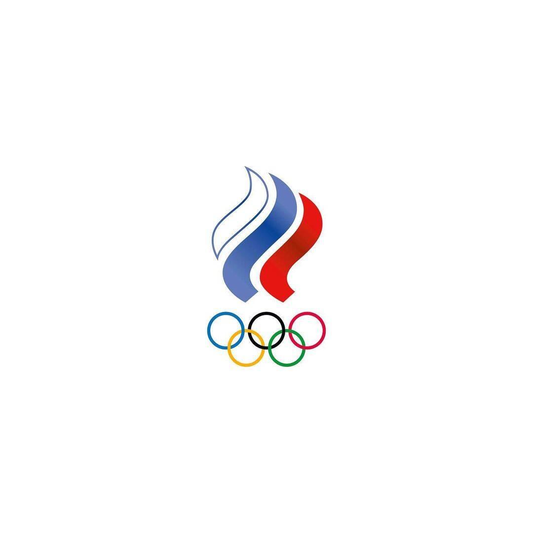 O Comitê Olímpico Russo, está em sexto lugar (Foto: Instagram)