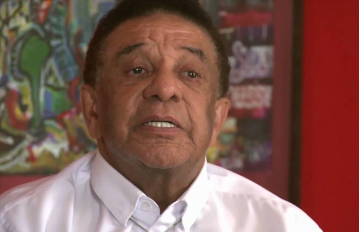 O cantor, compositor e político já havia recebido as duas doses do imunizante contra o coronavírus (Foto: Rede Globo)