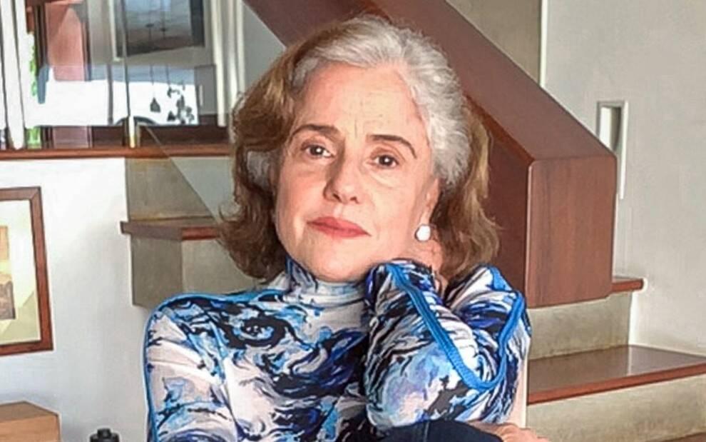 Com mais de 50 anos de carreira, atriz Marieta Severo, uma das estrelas do time do casting de veteranos, também foi recontratada pela emissora. (Foto: TV Globo)