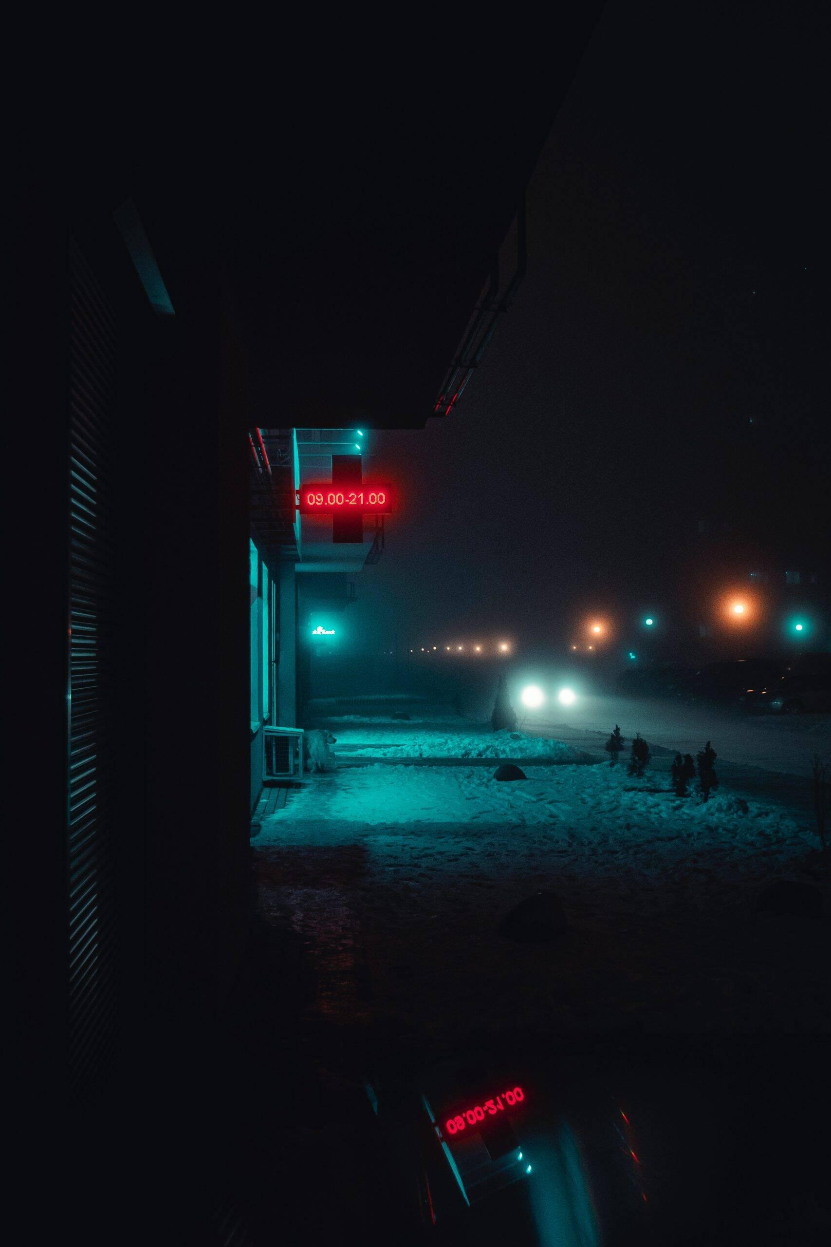 Devido a destruição causada, por volta das 23 horas (horário de Brasília), toda a cidade de Nova Orleans estava sem energia. (Foto: Pexels)