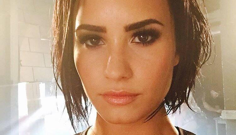 Em julho deste ano, Demi deixou os lovatics em polvorosa quando declarou nas redes estar sentindo saudade do Brasil. (Foto: Instagram)