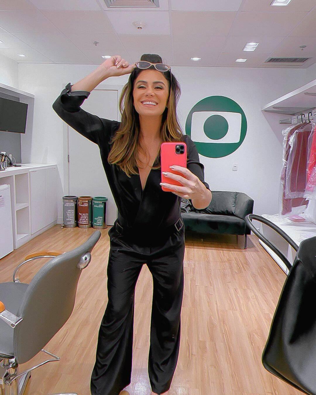 Giovanna Antonelli segue contratada e já está escalada para integrar os próximos trabalhos da emissora. (Foto: Instagram)
