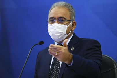 No entanto, o ministro ainda não informou quando a dose extra poderá começar a ser aplicada no Brasil (Foto: Agência Brasil)