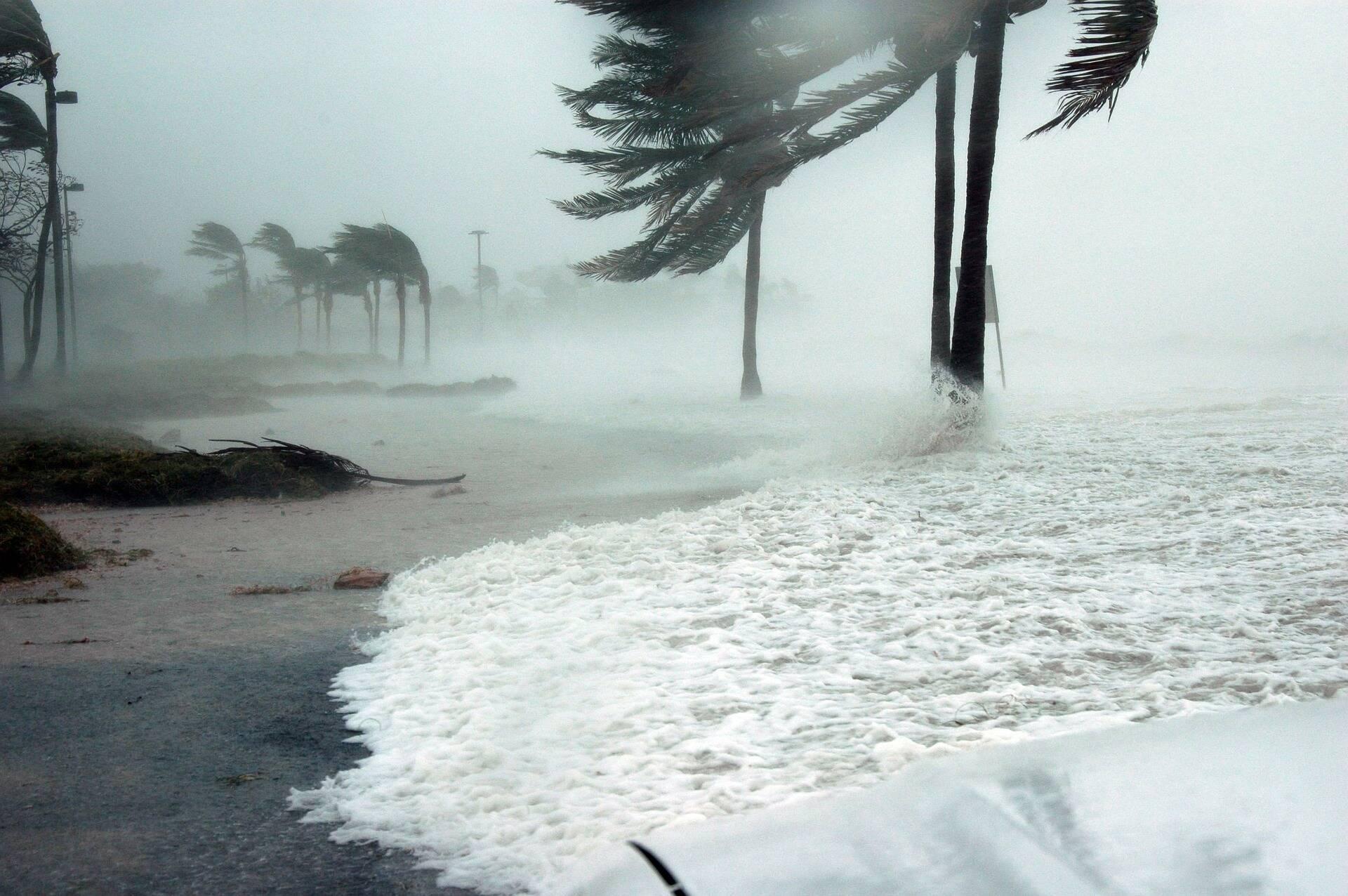 Até o momento não há informações concretas de todos os estragos causados pelo furacão. As autoridades ainda estão em alerta. (Foto: Pixabay)