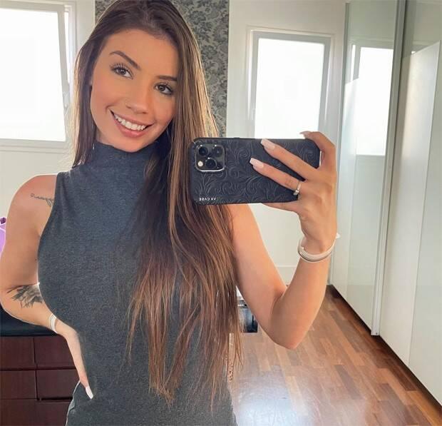 593 1 - Maria Lina ganha 1 milhão de seguidores após término com Whindersson