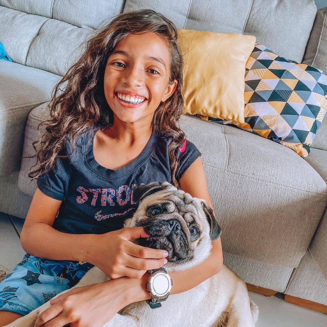 Rayssa Leal fez história no esporte com apenas 13 anos (Foto: Instagram)