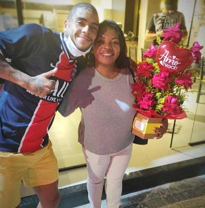 A irá da mãe foi diretamente para Bianca Dominguez, MC VK e Jhonatas (Foto: Instagram)