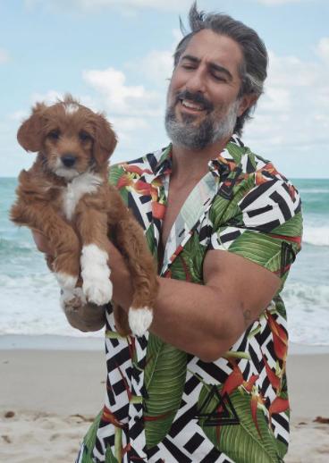 Marcos Mion é um dos apresentadores mais famosos da televisão brasileira (Foto: Instagram)