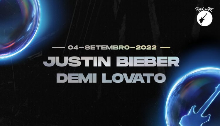 Justin Bieber vai ser a atração principal do dia 4 de setembro, e Demi Lovato também se apresenta no mesmo dia, no dia do Pop. (Foto: Divulgação)