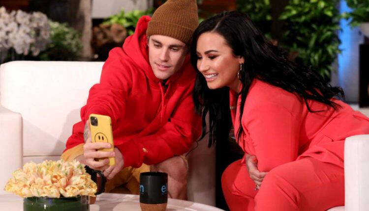 Demi e Justin irão se apresentar dia 4 de setembro de 2022, em um domingo, no Palco Mundo. (Foto: Divulgação/Warner)