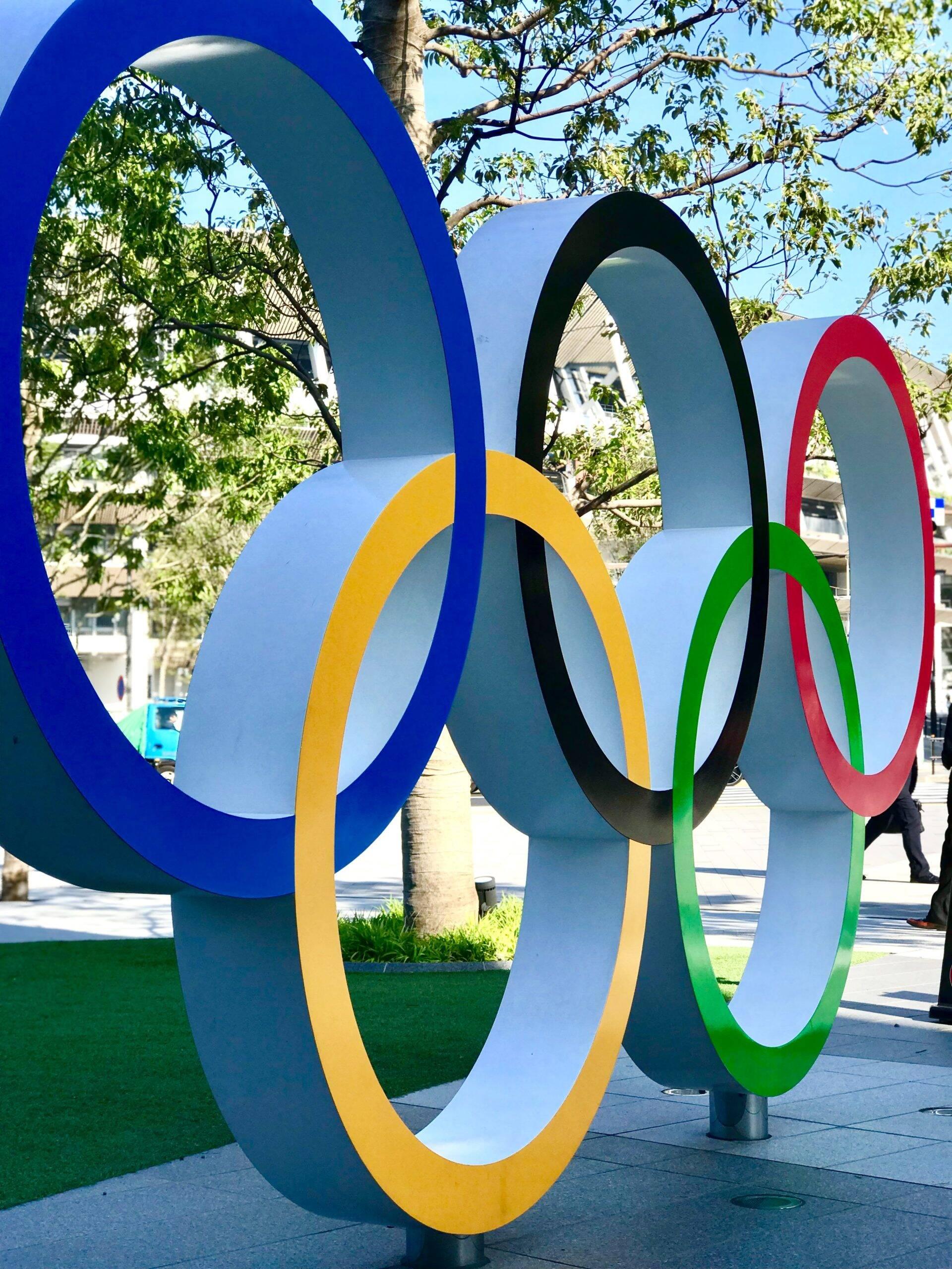 A segunda metades Olímpiadas de Tokyo 2020 (foto: Unsplash)