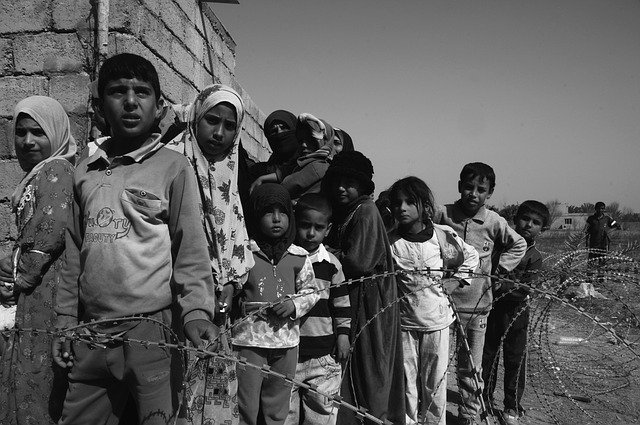 Até 80 milhões a mais de pessoas correrão o risco de passar fome até 2050 (foto: Pixabay)