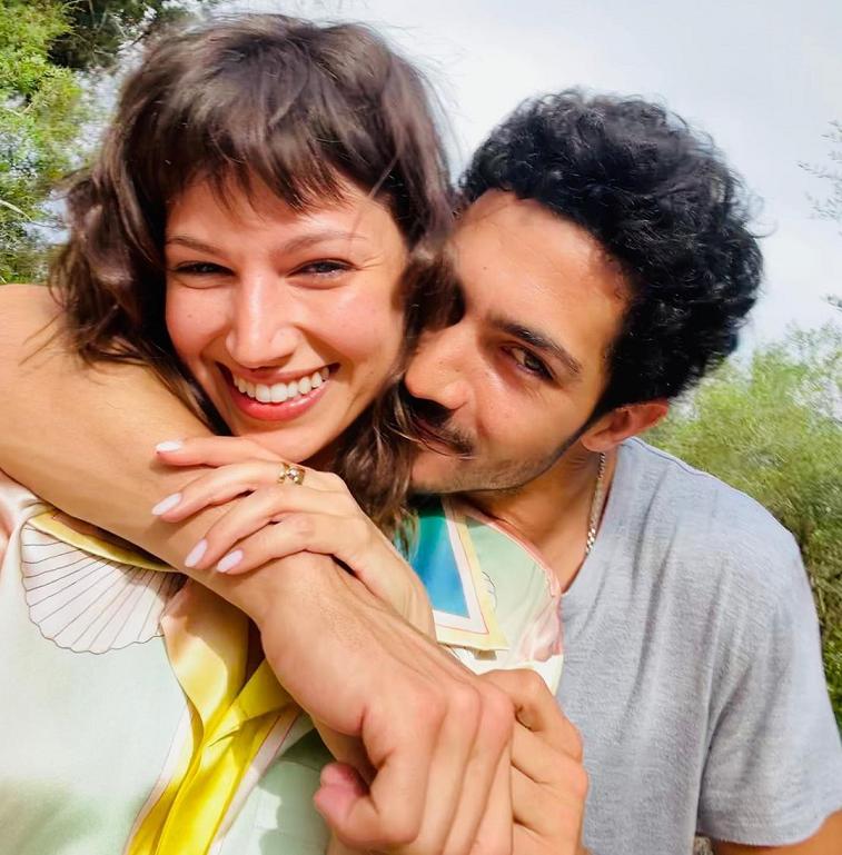 ¡Apasionado!  Úrsula Corberó y el actor argentino Chino Darín están saliendo desde 2016. (Foto: Instagram)