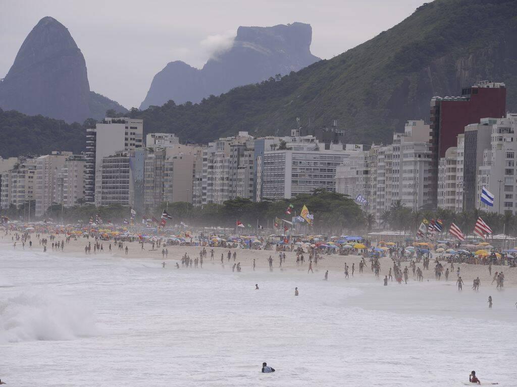 O estado com maior número de casos da variante é no Rio de Janeiro (Foto: Agência Brasil/Tomaz Silva)
